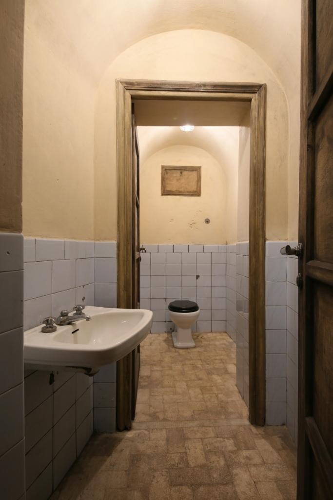 I bagni - Associazione Roma Sotterranea