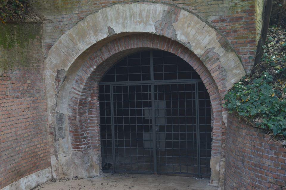 Bunker Villa Ada Savoia ingresso