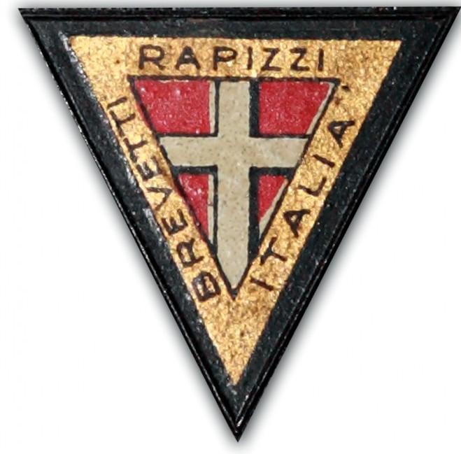 Scudetto Brevetti Rapizzi Italia