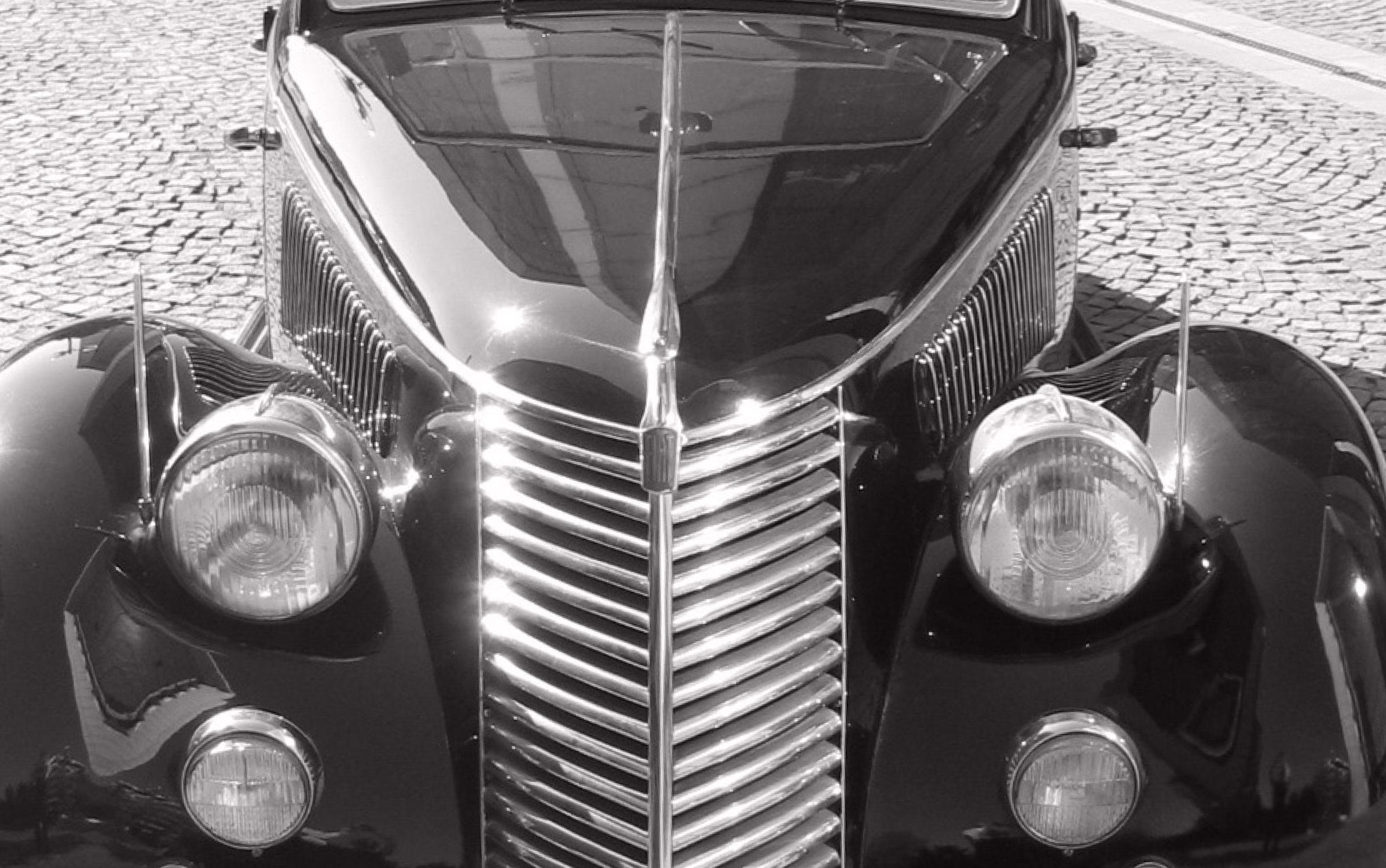 Fiat 2800 Torpedo Reale calandra