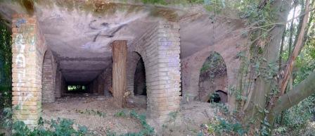 scudo bunker villa ada savoia
